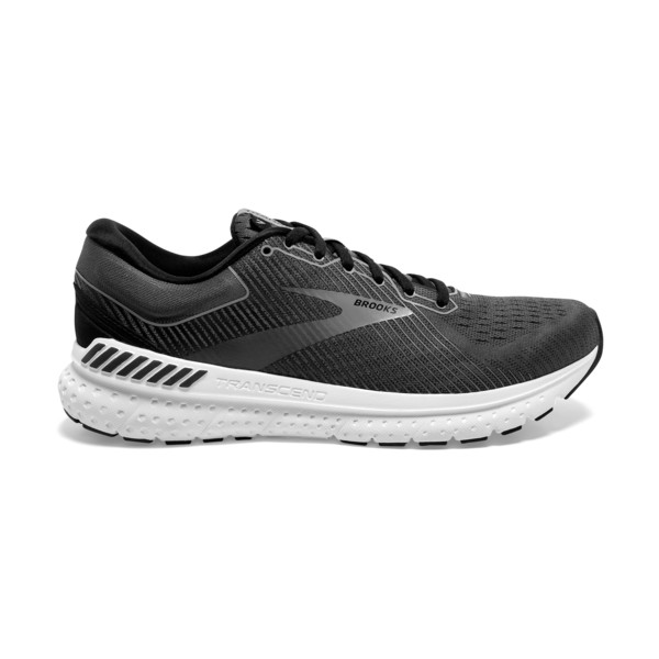 Brooks Transcend 7 Homme Black / Grey / Black