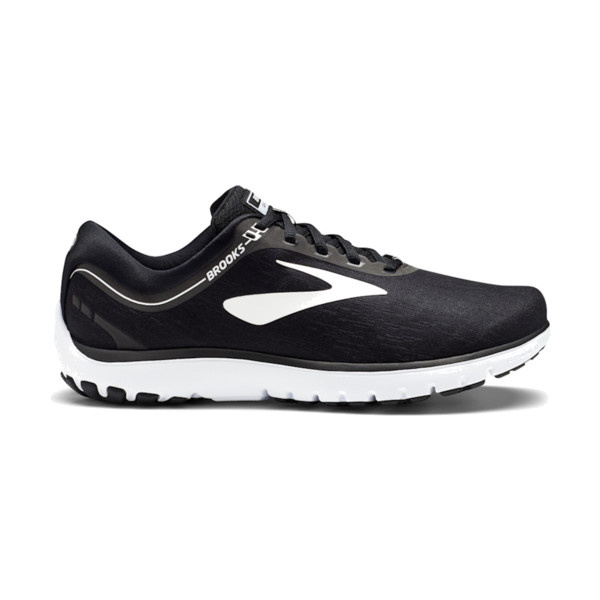 Brooks PureFlow 7 Homme Black / White