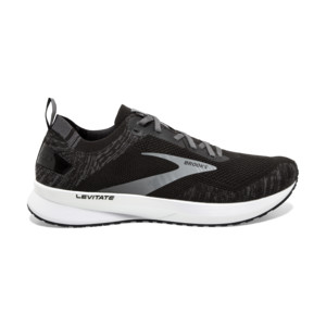 Brooks Levitate 4 Homme Black / Grey / Black