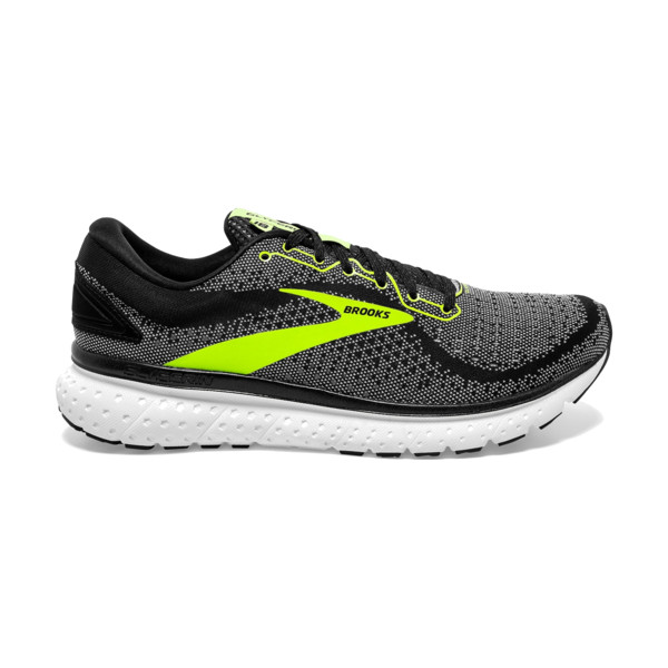 Brooks Glycerin 18 Femme Black / Grey / Black