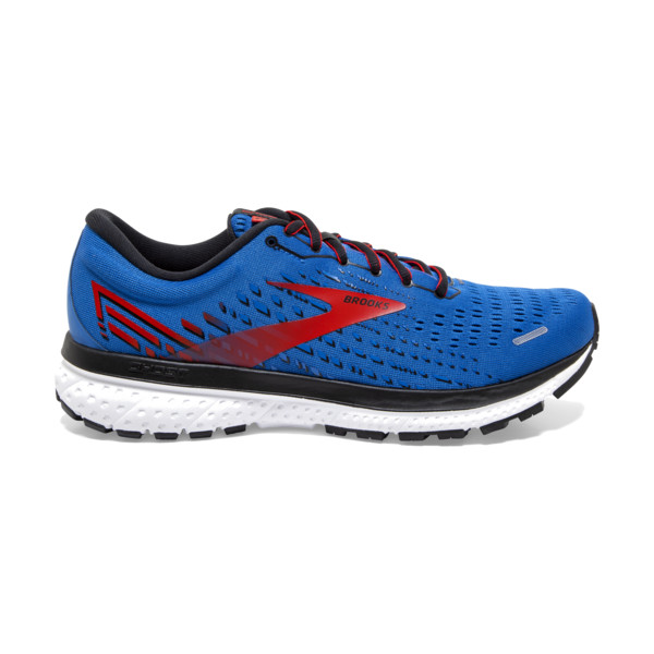 Brooks Ghost 13 Homme Black / Grey / Black