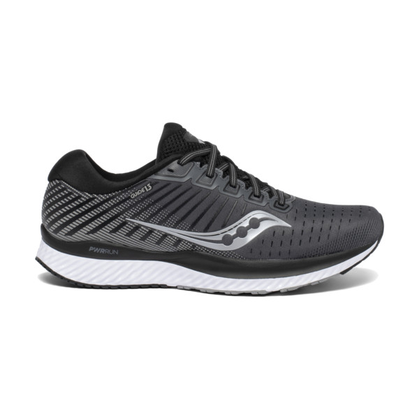 Saucony Guide 13 Homme Black / White