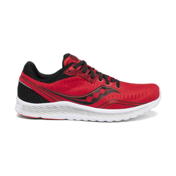 Saucony Kinvara 11 Homme Red / Black