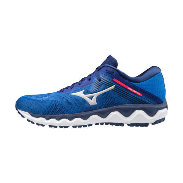 Mizuno Wave Horizon 4 Homme Princess Blue / Nimbus Cloud / Diva Pink