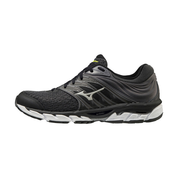 Mizuno Wave Paradox 5 Homme Magnet / Moostruck / Safety Yellow