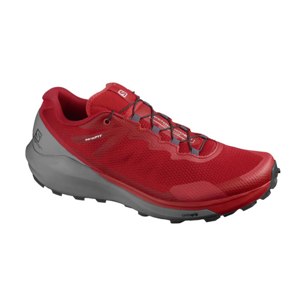 Salomon Sense Ride 3 Homme Goji Berry