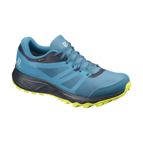 Salomon Trailster 2 GTX Homme Lyons Blue