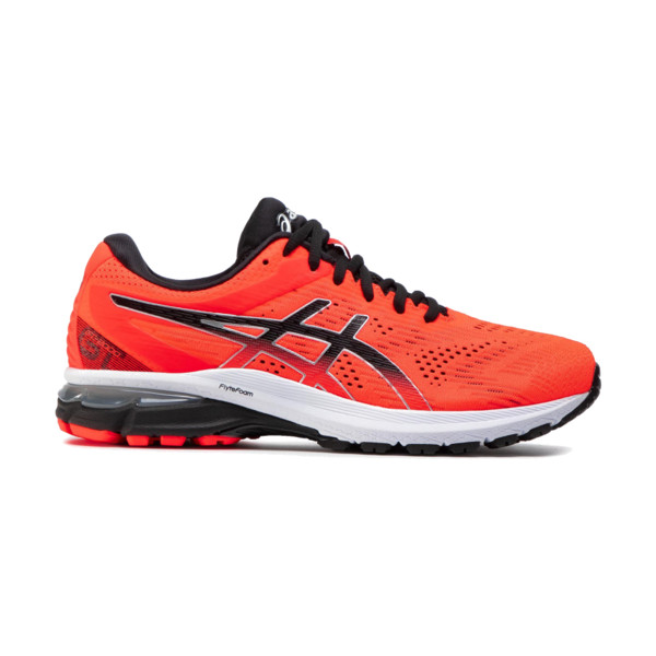 Asics GT-2000 Homme Sunrise Red/black
