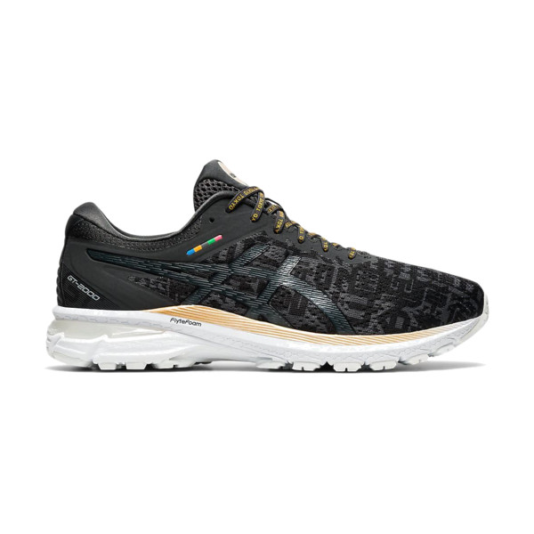 Asics GT-2000 8 Homme Black/graphite Grey