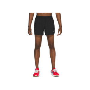 Asics ROAD 5IN SHORT Homme Black