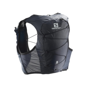 Salomon ACTIVE SKIN 8 SET Black