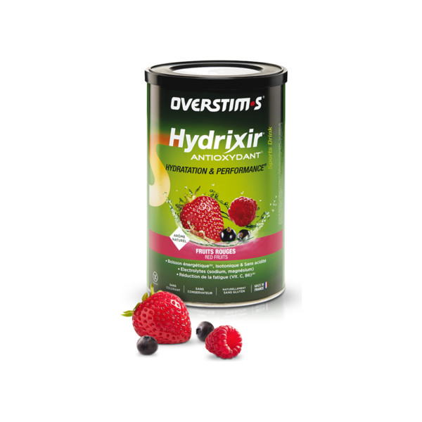 Overstim HYDRIXIR ANTIOXYDANT Fruits Rouges