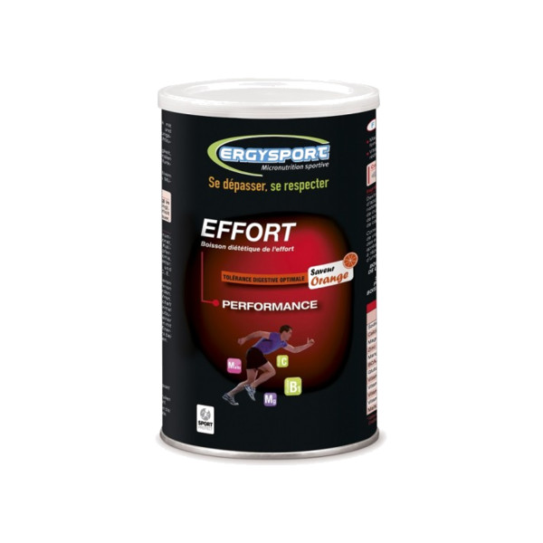 Ergysport EFFORT ORANGE POUDRE Orange