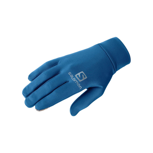 Salomon AGILE WARM GLOVE U Copen Blue