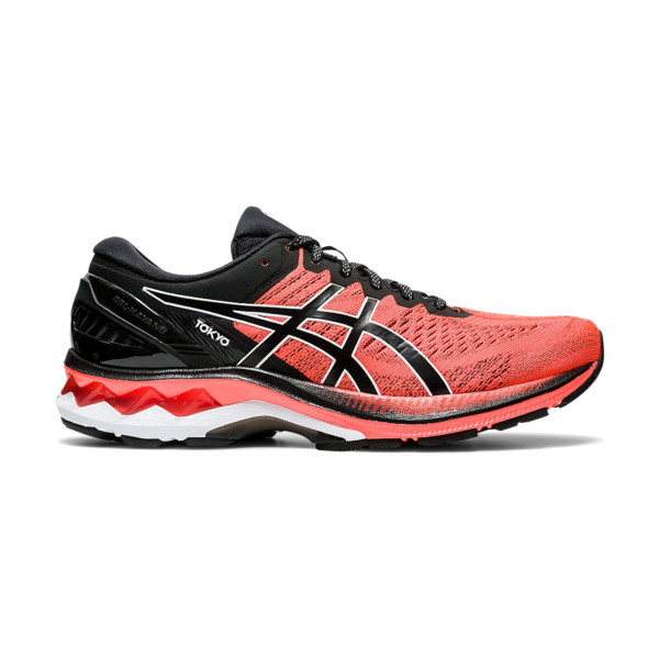 Asics Gel-KAYANO 27 TOKIO Homme Sunrise Red/black